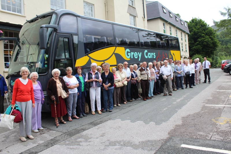 coach tours torbay