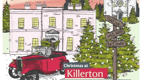 Killerton Wind in the Willows