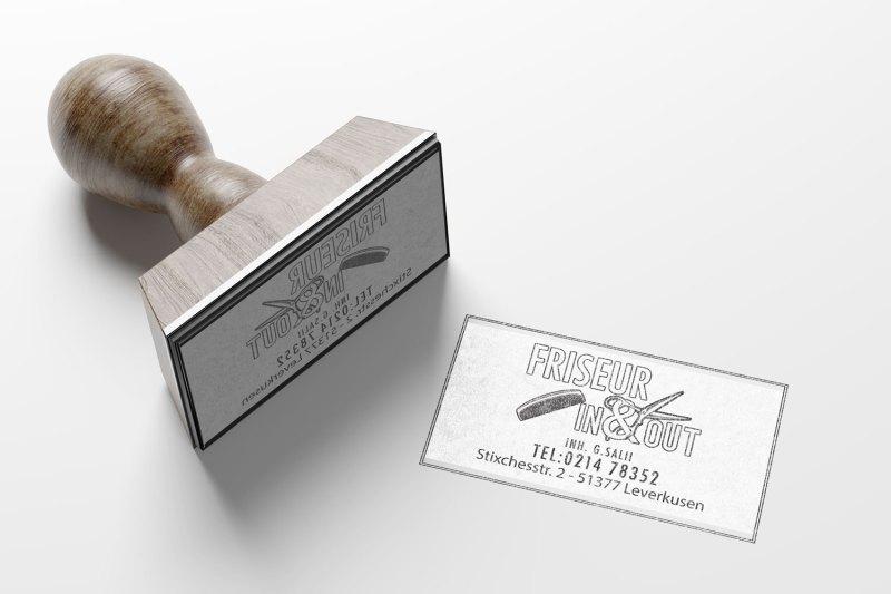 Friseur-Stempel-corporate-design