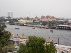 2nd level view at Wat Arun