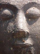 Buddha Face - Wat Ratchaburana