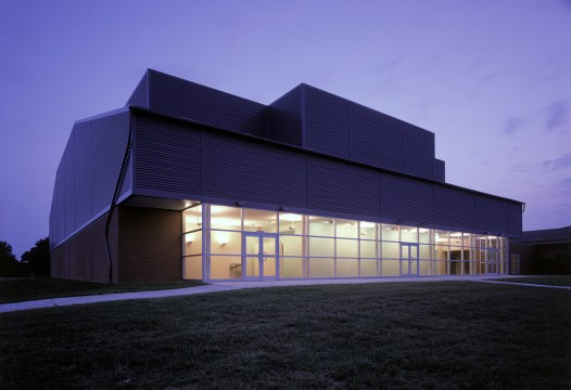 Burlington Township Schools Performing Arts Center