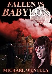 """Fallen Is Babylon"" Cover"