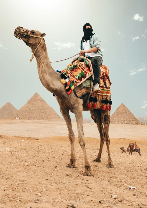 Women's Packing List for Travel to Egypt