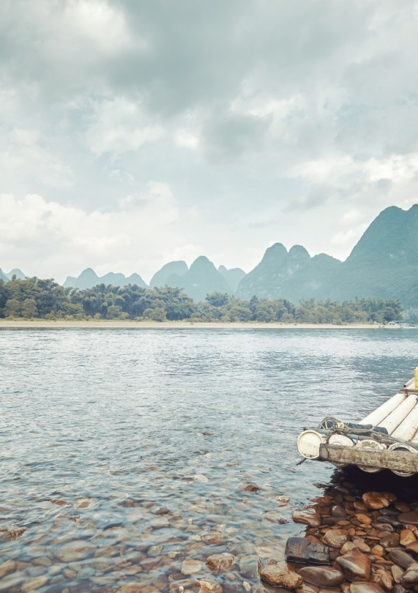 Li River China. Grey Globetrotters header image