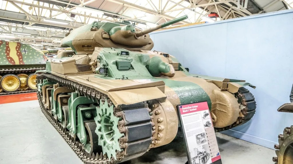 Visiting the Tank Museum in Bovington - Grey Globetrotters.