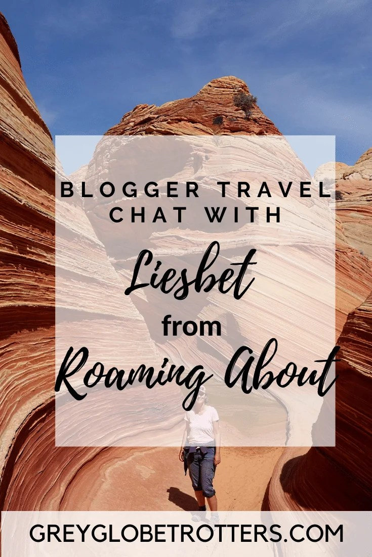 Travel interview with Liesbet Collaert, full-time traveller and blogger