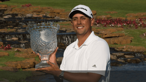 Rich Berberian Jr.: The newest name on the Walter Hagen Trophy