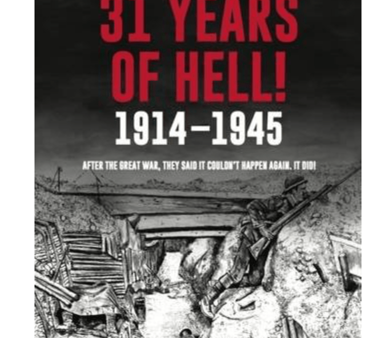 31 Years of Hell by Eamonn Ashe