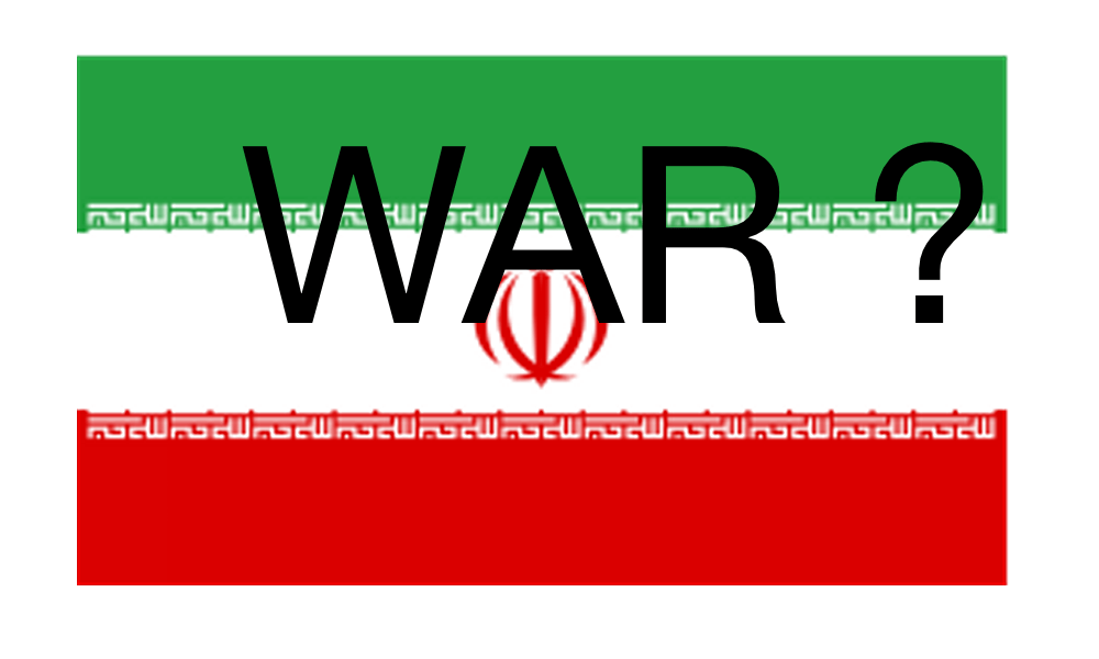 Iran – are we at war?