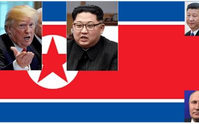 A game of Top Trump – Kim Jong Un wins…