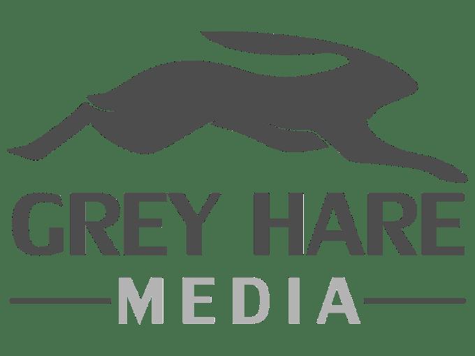 Grey Hare Media logo