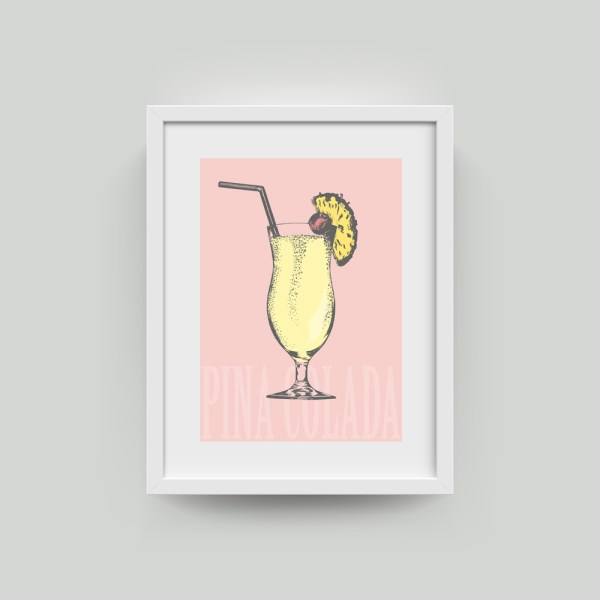 Pina Colada Artwork