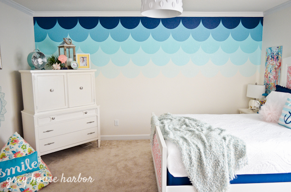 Songbird's Room Reveal  |  greyhouseharbor.com