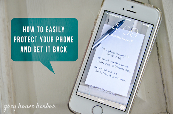 how to protect your phone and still get it back greyhouseharbor.com