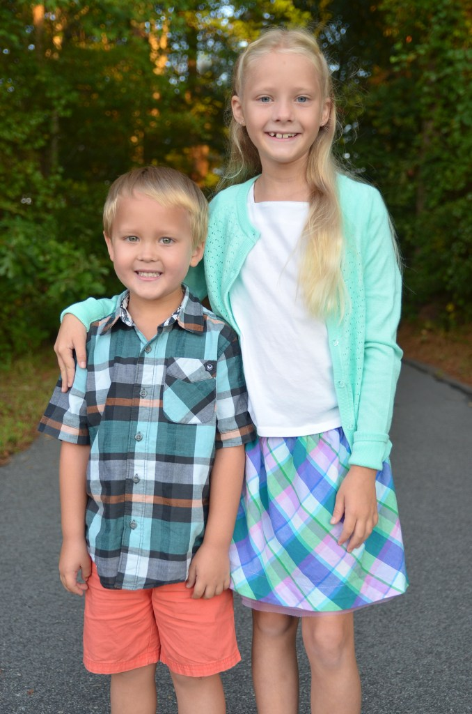 First Day of School 2016 | greyhouseharbor.com