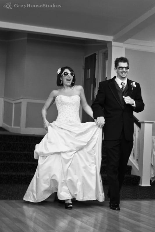 Jen + Matt's Inn at Longshore Wedding in Westport, CT