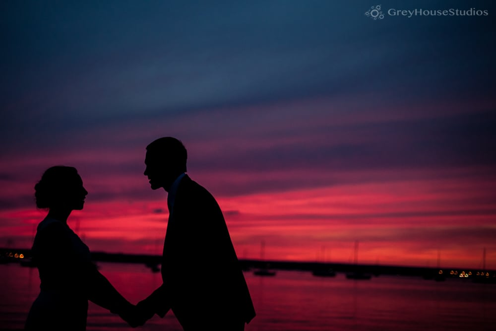 Steph + Dan's Anthony's Ocean View wedding photos in New Haven, CT by GreyHouseStudios
