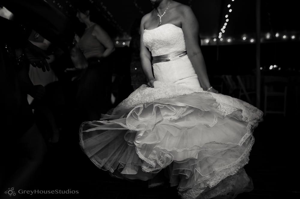 priam vineyards wedding reception bride dress swirling photos