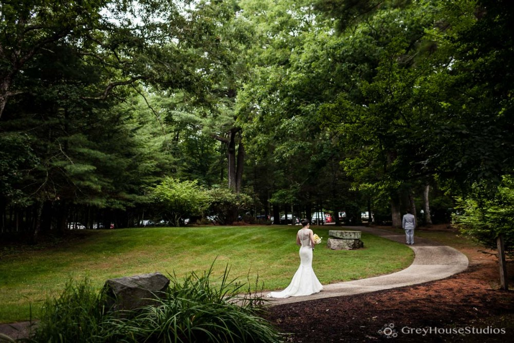 Katie + Jake | Whispering Pines URI Wedding Photos | West Greenwich, RI
