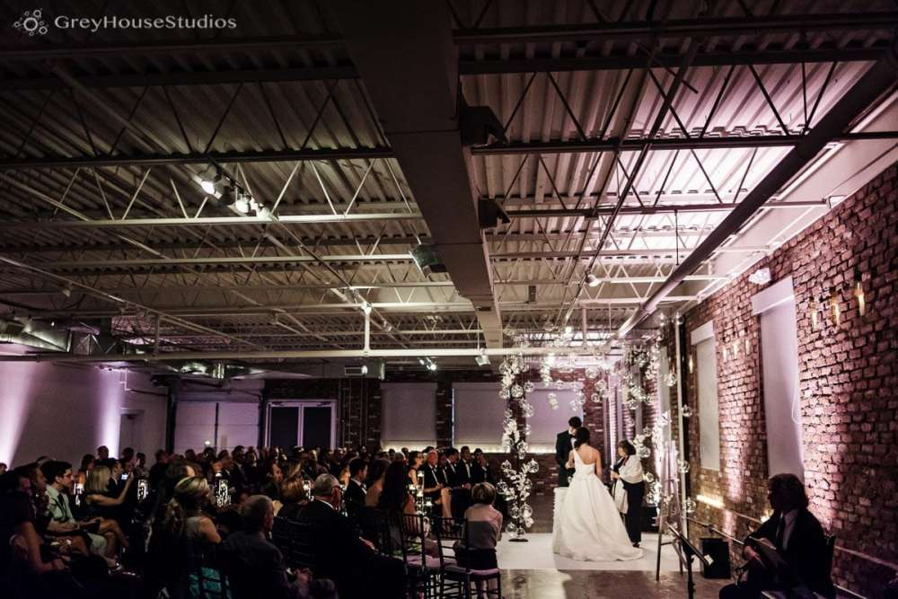 Loading Dock Wedding Photos | Stamford, CT | Alix + Benny