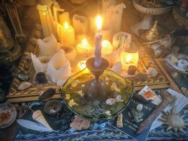 Custom Ritual - Love & Attraction - Waymaking - Luck - Money - Career - Protection - Healing