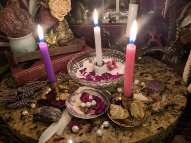 Custom Candle Vigil - Spell Service - Protection - Luck - Attraction - Healing