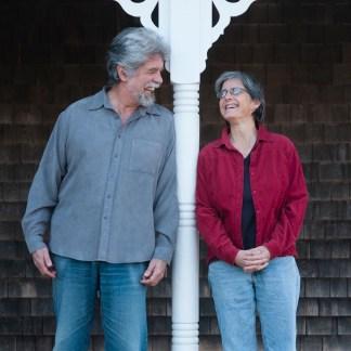 Cindy Kallet & Grey Larsen, as a duo