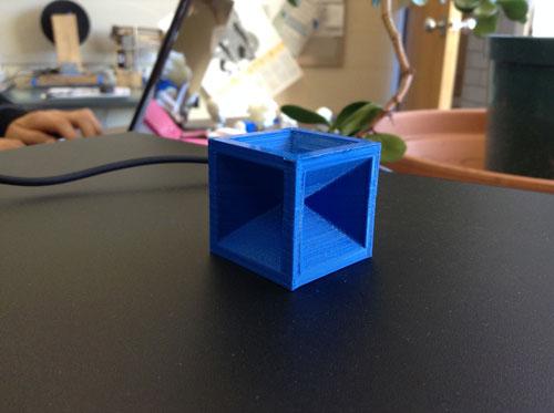 3-D Cube