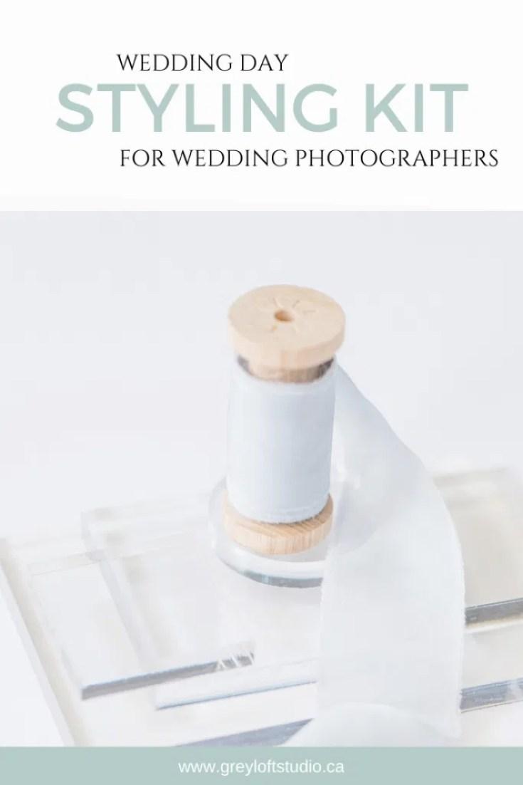 Wedding Day Styling Kit for Wedding Photographers