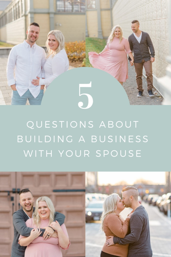 Building a business with your Spouse - Are you ready for this? Grey Loft Studio - Husband & Wife Wedding Photo/Video Ottawa - Posing with Husband - Posing Ideas - Love - Valentine's Day Posing - Posing couples - Minimalistic