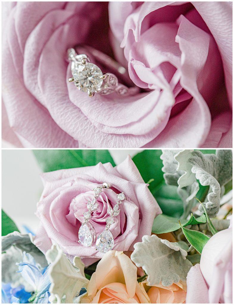 Engagement Ring - Wedding Day - Lisa & Pat - Grey Loft Studio - Wedding Photo & Video Team - Light and Airy - Ottawa Wedding Photographer & Videographer