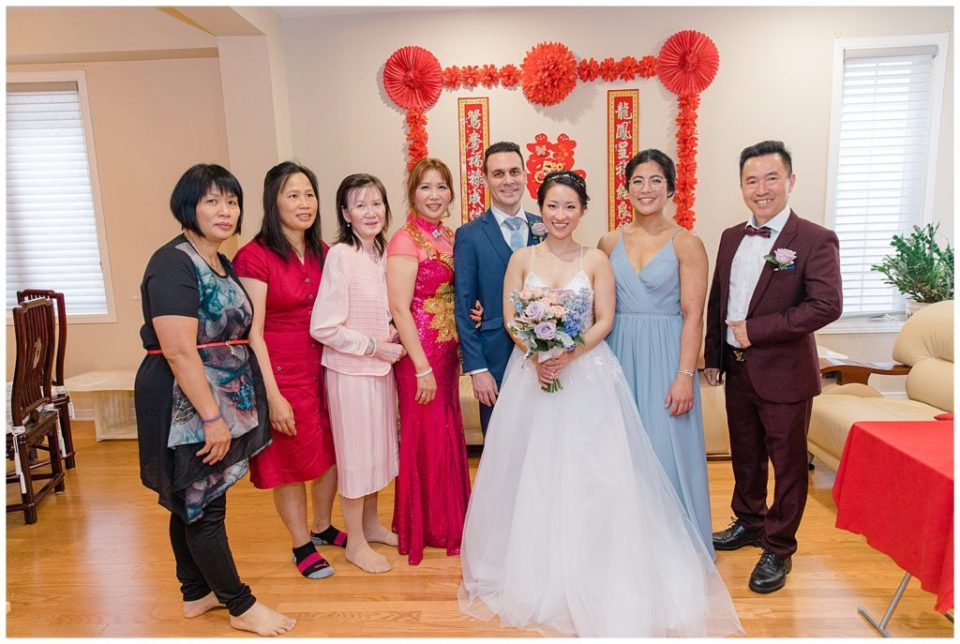 Family Photos during wedding day - Lisa & Pat - Grey Loft Studio - Wedding Photo & Video Team - Light and Airy - Ottawa Wedding Photographer & Videographer