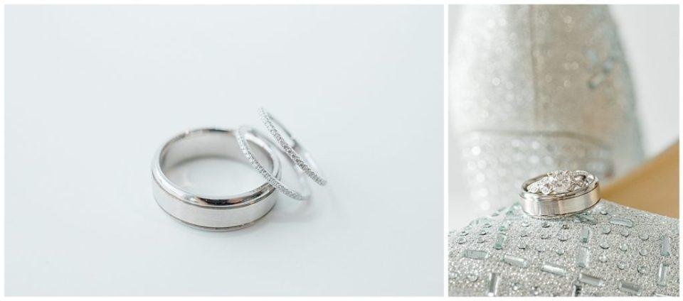 Wedding Rings - Lisa & Pat - Grey Loft Studio - Wedding Photo & Video Team - Light and Airy - Ottawa Wedding Photographer & Videographer