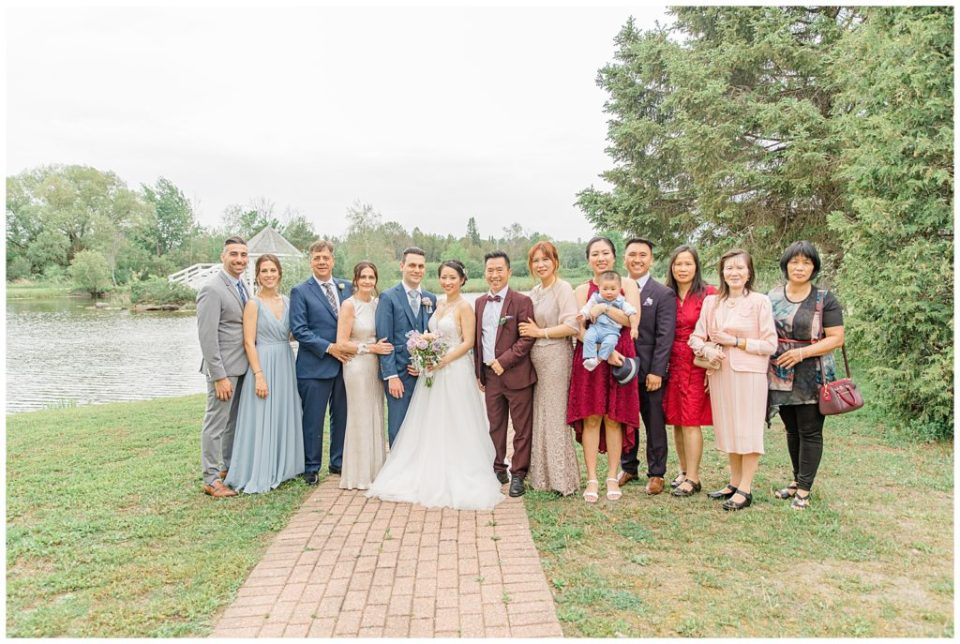 Family Photos at Orchard View Ottawa - Wedding  - Grey Loft Studio