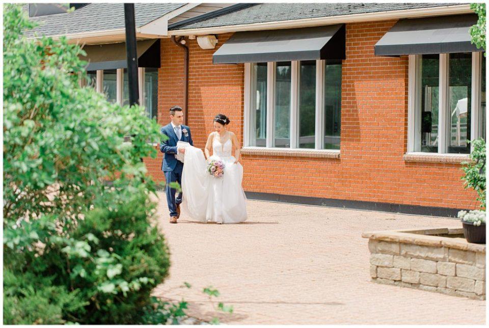 Bride & Groom - Italian & Chinese Family - Wedding - Lisa & Pat - Grey Loft Studio - Wedding Photo & Video Team - Light and Airy - Ottawa Wedding Photographer & Videographer Orchard View Weddings