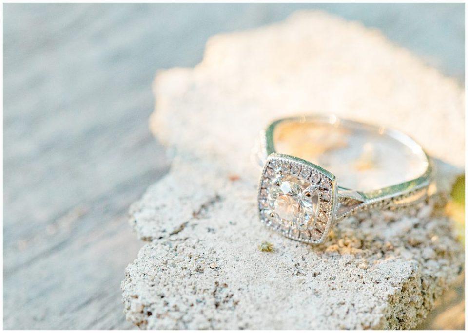 Ring Shot - Engagement Photo - Ottawa Wedding Photographer - Grey Loft Studio