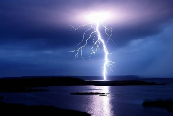 When Lightning Strikes - Is it safe to ...