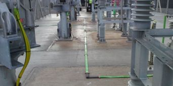 Substation Vandals Saved by Earthing Systems