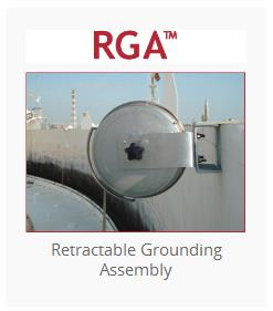 Retractable Grounding Assembly