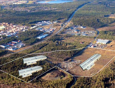 Facebook's proposed Osterund Data Centres Site Sweden - may cause data centre earthing issues