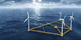 First Developments of Floating Energy Plants