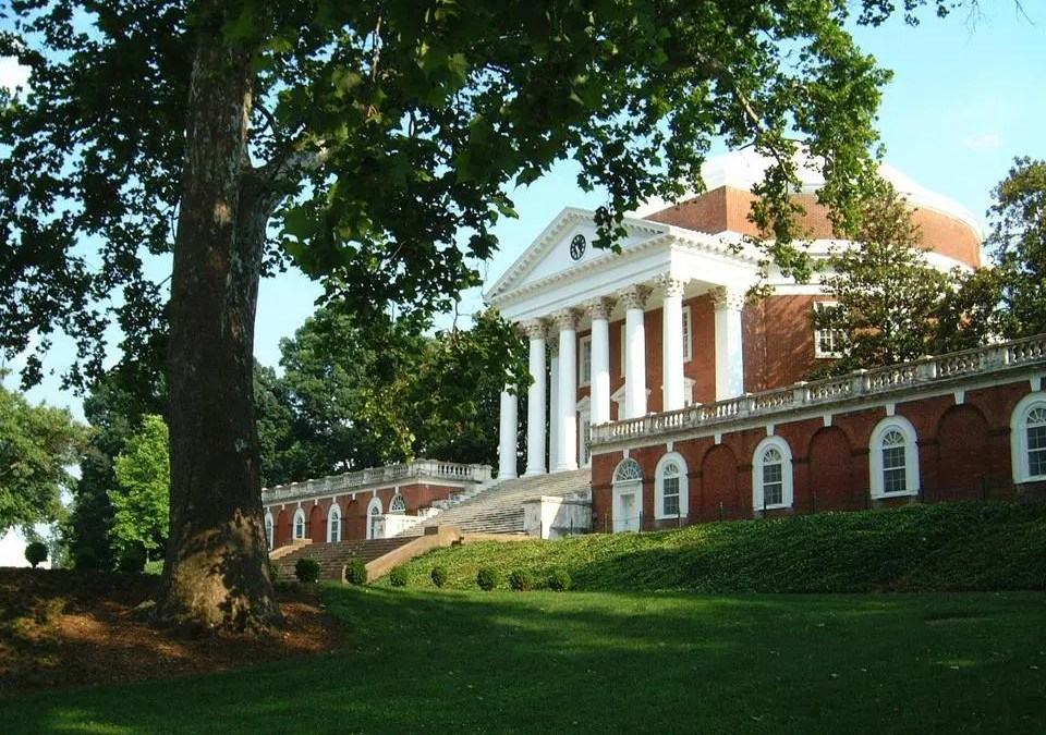 University of Virginia, Charlottesville, VA