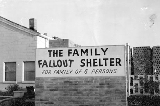 Family Fallout Shelter