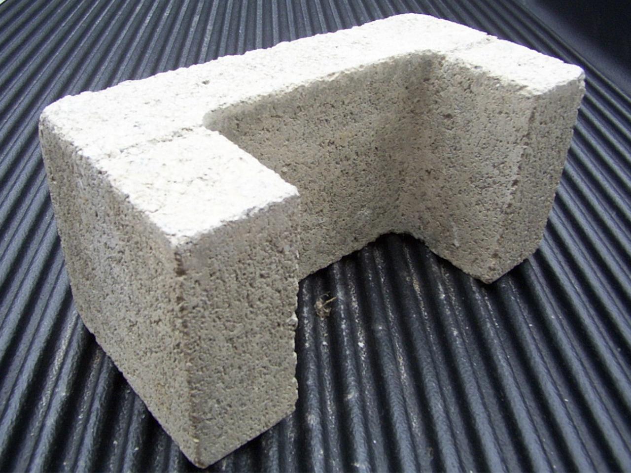 """Chimney Block 8"""" x 8"""" x 16"""""""