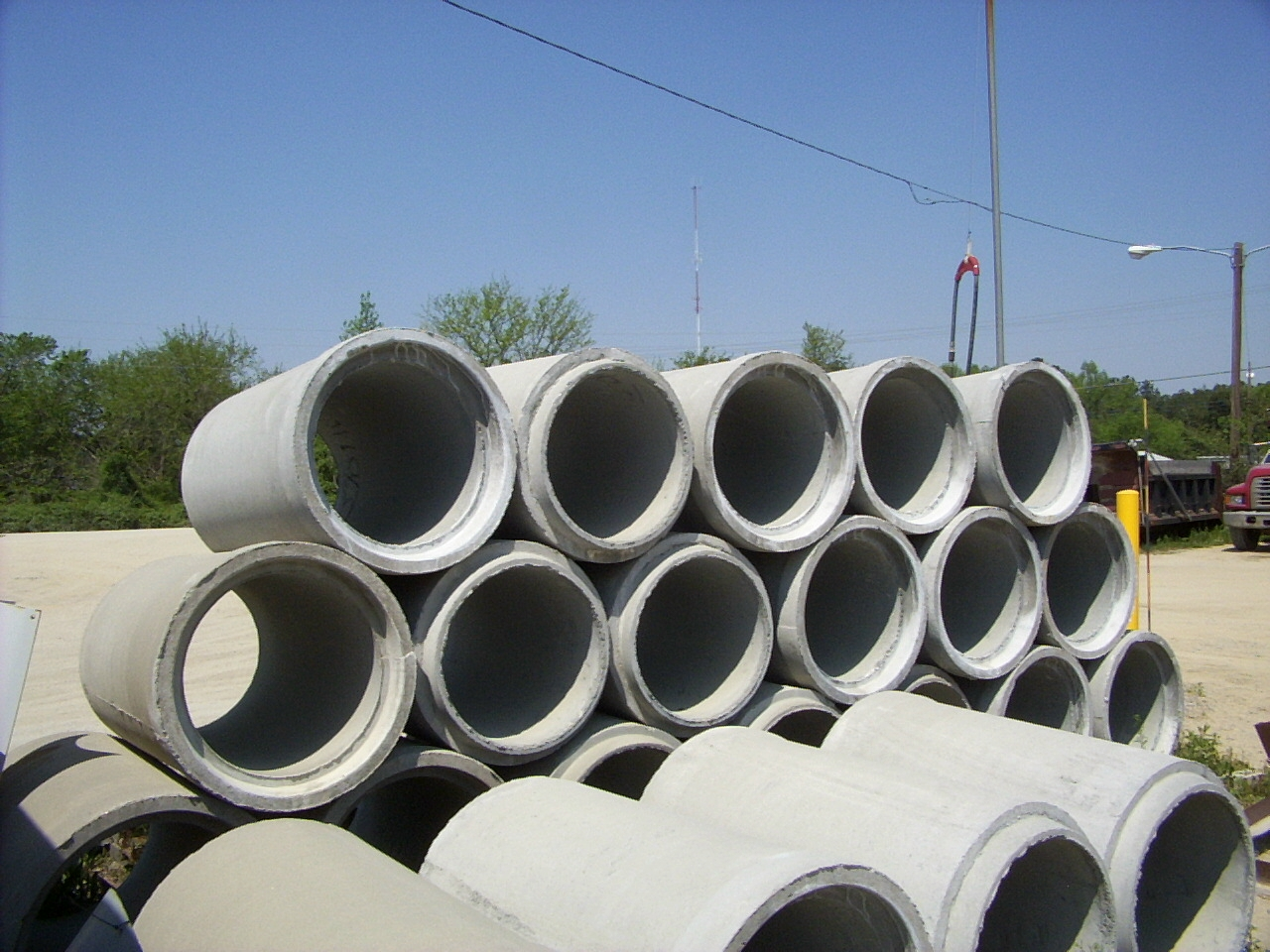 """Reinforced Pipe 24"""""""