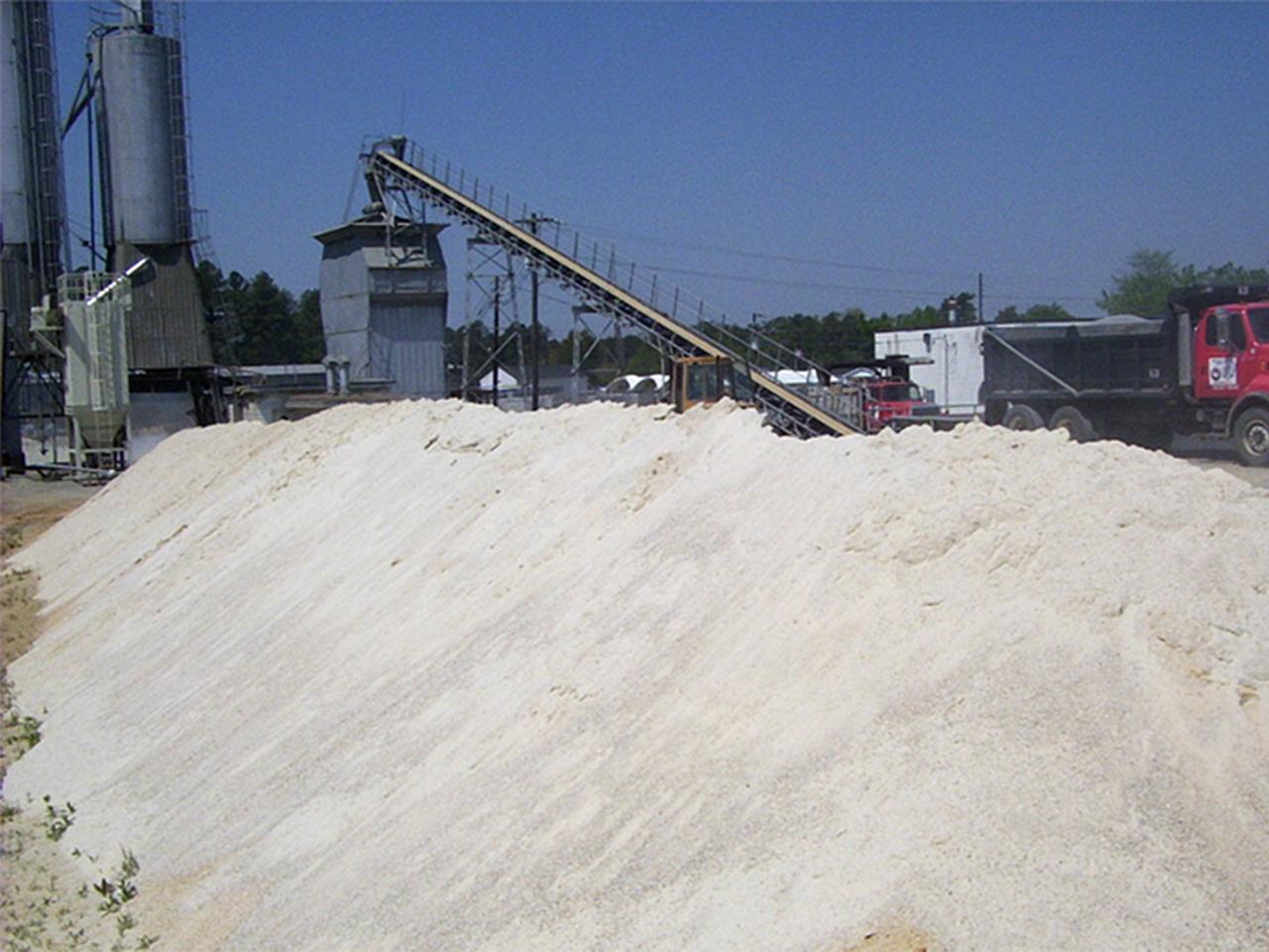 High Grade Concrete Sand