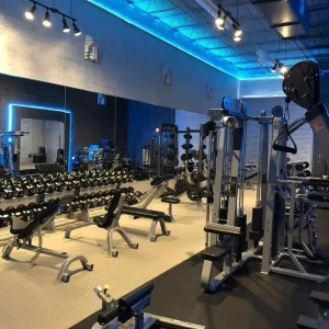 Recent photo of Grey Team fitness area in Boca Raton, FL. 04/27/2020 - Cary Reichbach
