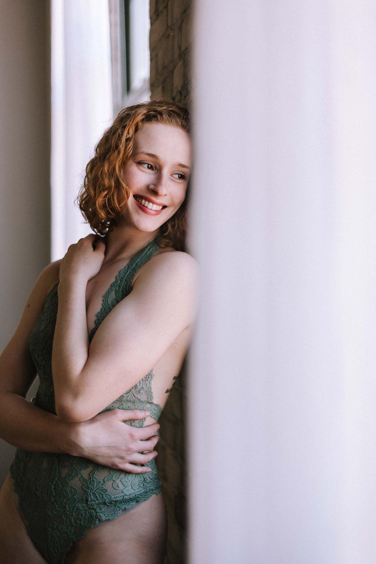 sexy woman women in lingerie, elegant fine art photo natural window light  Twin Cities Boudoir Photographers Photography Minnesota