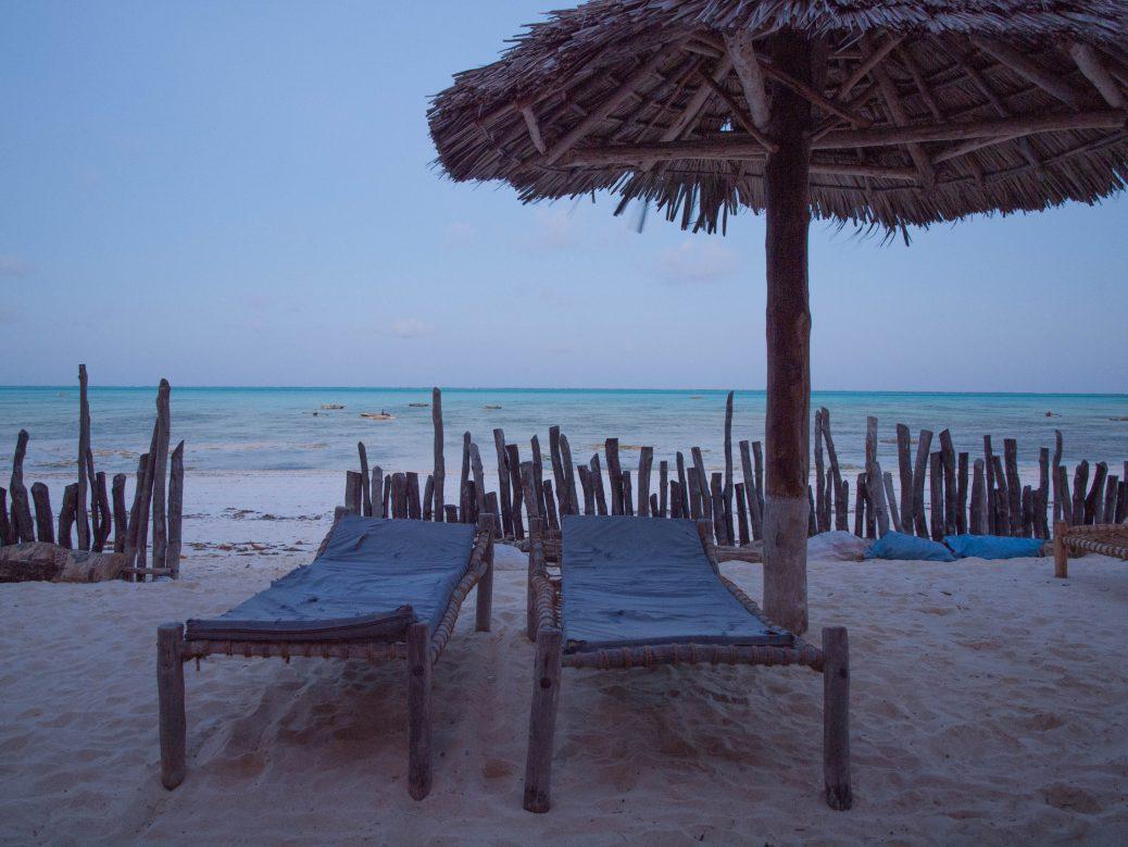 Unwind in Zanzibar